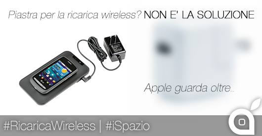 ricarica wireless Apple