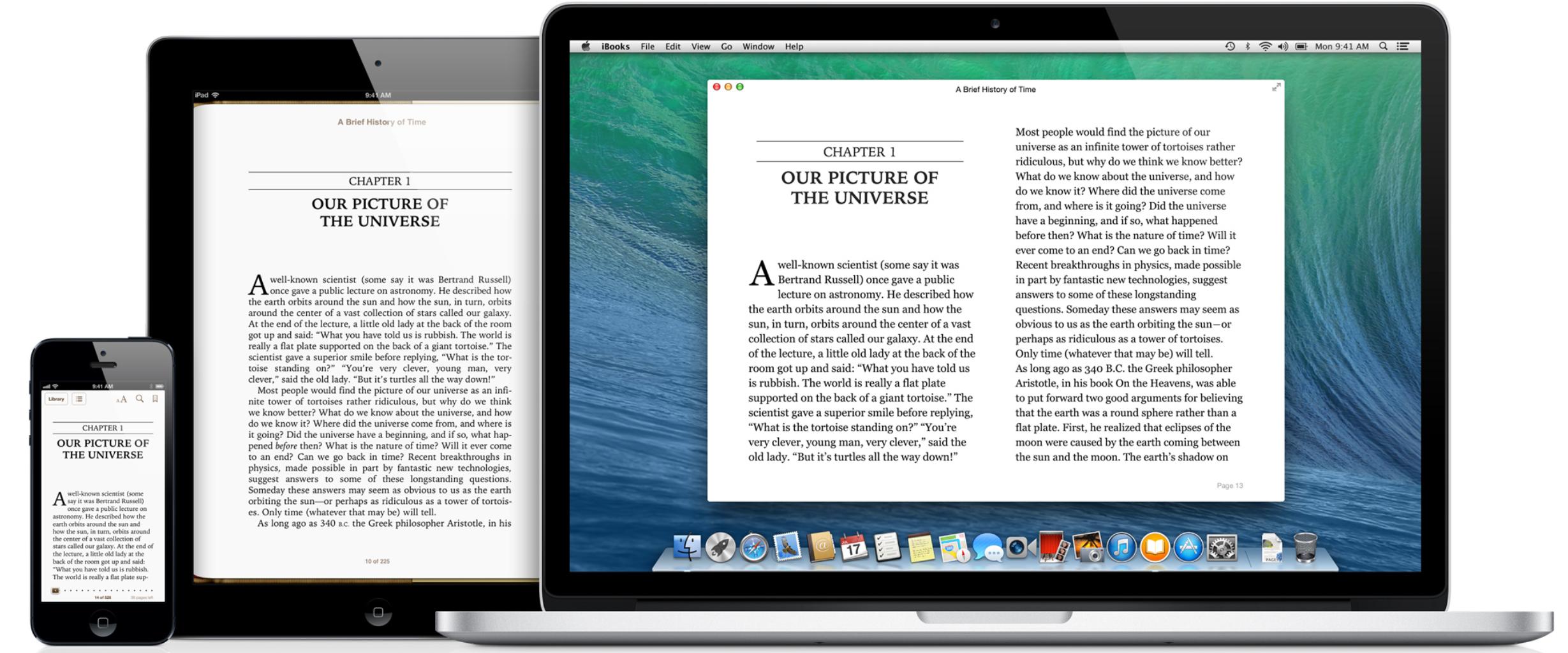iBooks: ora è possibile regalare libri specifici sia da iOS che da OS X