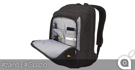 Case Logic VNB217, lo zaino multi-tasca per i nostri dispositivi tecnologici a 29,95€ su Amazon