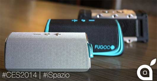 Fugoo: l'altoparlante wireless con il supporto a Siri | CES 2014 [Video]