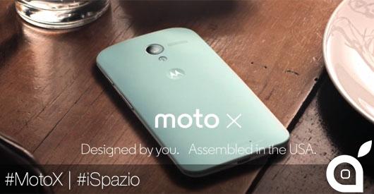 [MWC 2014] iSpazio prova il nuovo Motorola Moto X [Video]