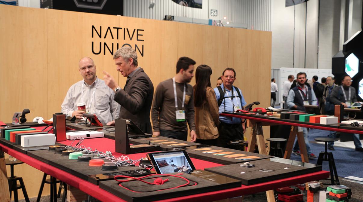 Native Union, i migliori accessori dell'azienda Americana | CES 2014