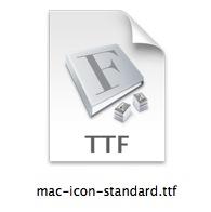 #30anni di Mac: Apple festeggia pubblicando uno speciale font per tutti! [Download]