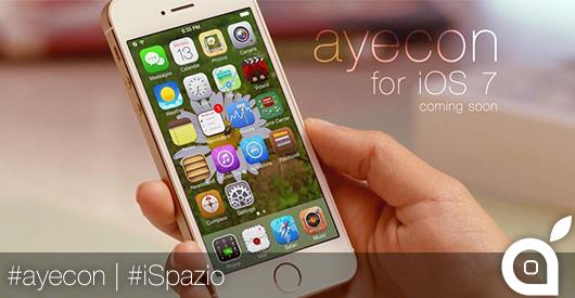 ayecon iOS 7