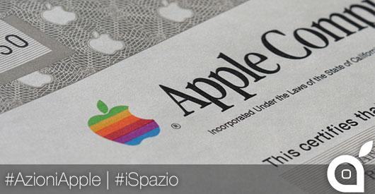 Le azioni Apple calano del 7% a seguito dei dati relativi alle vendite