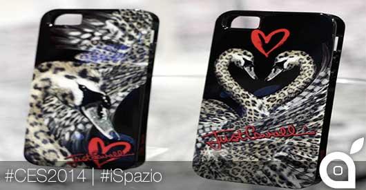 Puro: presentate le nuove cover firmate Just Cavalli ed Happines | CES 2014