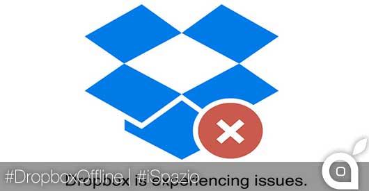 Dropbox offline per due ore: smentito l'attacco da parte di hacker