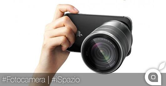 Apple pensa alle lenti intercambiabili per la fotocamera dell'iPhone