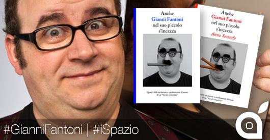 Gianni Fantoni: gli ultimi due libri Gratis su iTunes fino al 31 gennaio