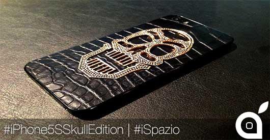 Ecco l'iPhone 5S da 10.700 euro in vero oro 18 carati