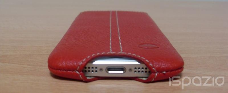 iSpazio prova Zero, la cover in pelle cucita a mano per iPhone 5/5S [codice sconto]
