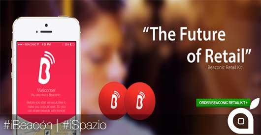 Beaconic rende la tecnologia Apple iBeacon alla portata di tutti [Video]