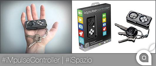 Arriva in Italia iMpulse Controller, un portachiavi, telecomando e joystick fusi in un prodotto incredibilmente versatile