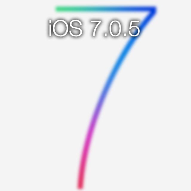 Apple rilascia iOS 7.0.5 per iPhone 5S e 5C [Aggiornato con LINK DIRETTI]