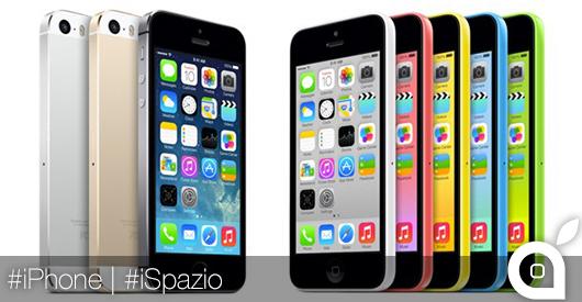 Effetto iPhone 5C: la scelta fa lievitare le vendite dell'iPhone 5S