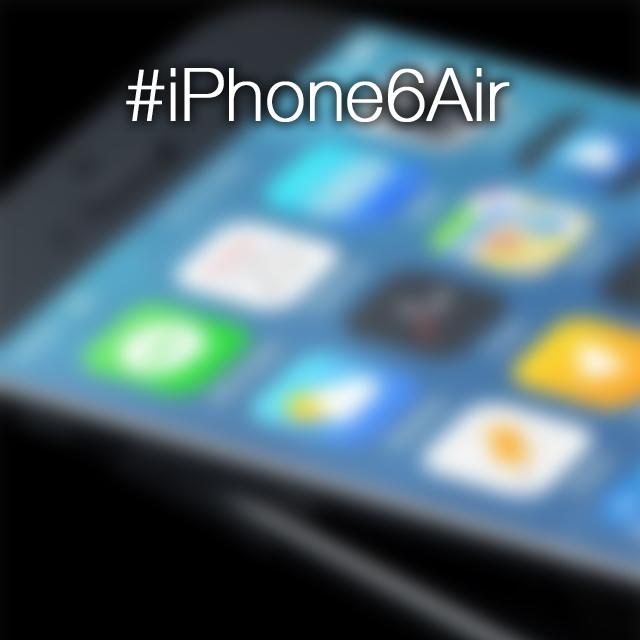 iPhone 6 Air: il Concept più realistico di sempre