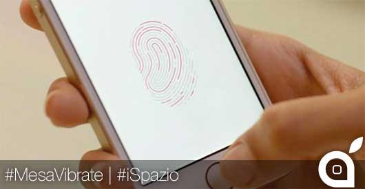 MesaVibrate: fai vibrare l'iPhone 5S quando il Touch ID rifiuta l'impronta   Cydia