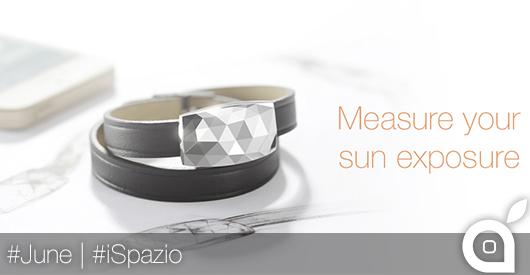 Neatamo presenta June, il braccialetto che suggerisce quando e come prendere il sole! | CES 2014 [Video]