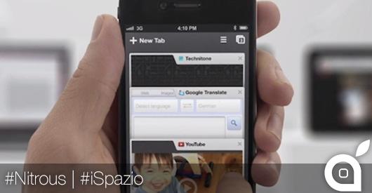 Nitrous, il tweak per velocizzare la navigazione su internet | Cydia [Video]