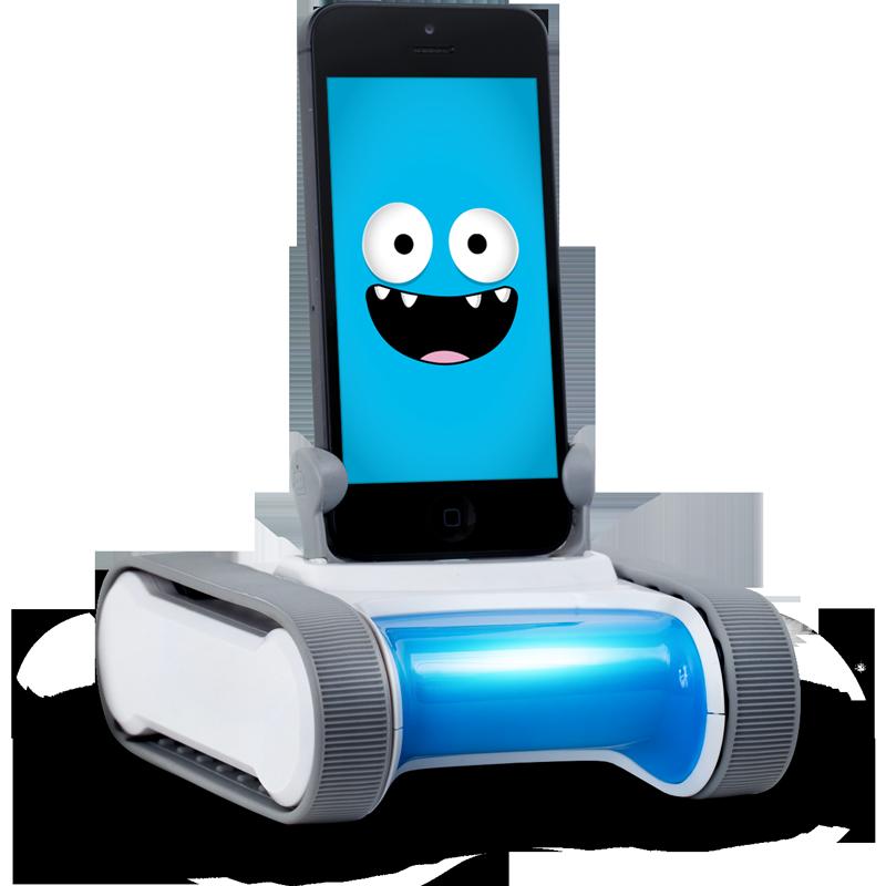 ROMO: l'accessorio per trasformare il vostro iPhone in un robot davvero intelligente | CES 2014 [Video]