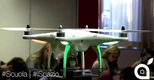 scuola drone controllore