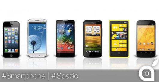 Oltre 1 miliardo gli smartphone venduti nel 2013