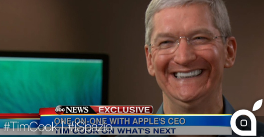 tim cook intervista