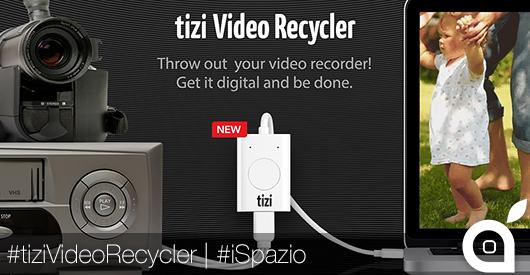 tizi video recycler