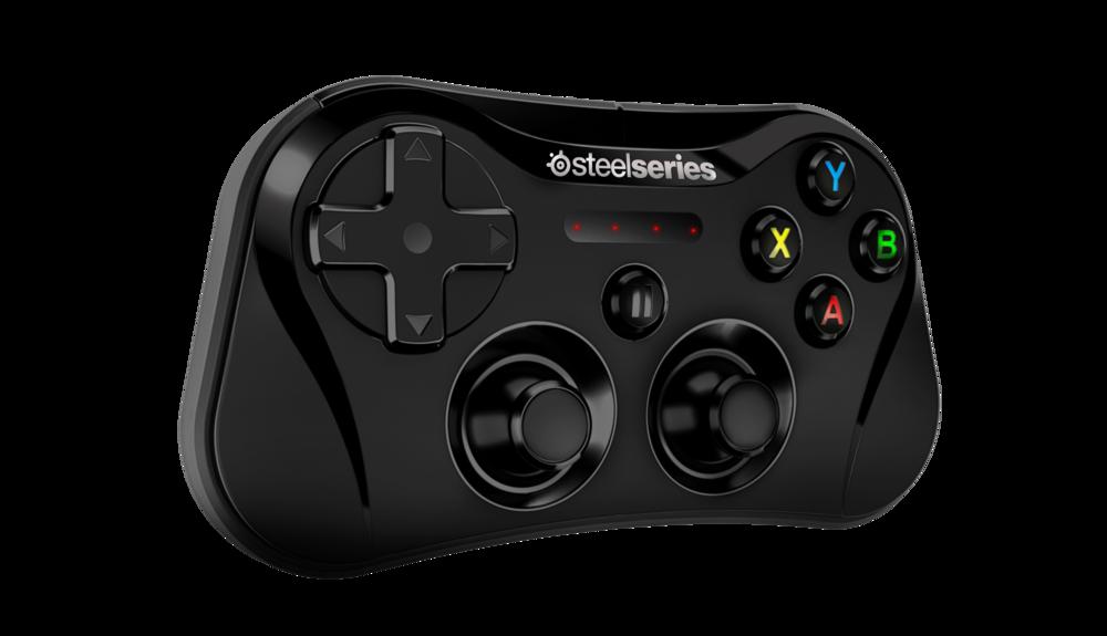 SteelSeries presenta Stratus, il controller MFi wireless per iPhone, iPad e iPod Touch | CES 2014