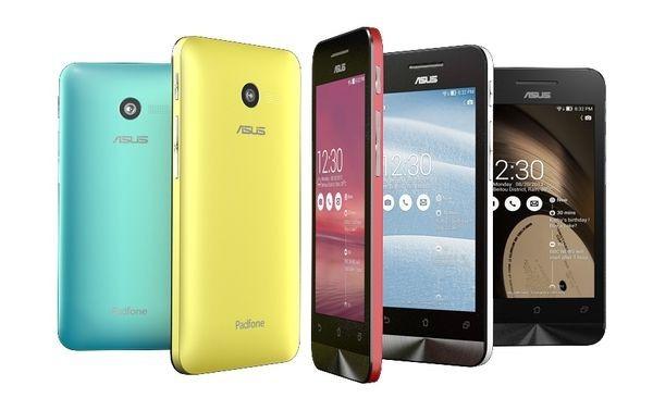 Zenfone 5 e Zenfone 6, i nuovi smartphone creati da Asus | CES 2014