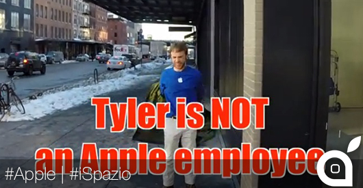 Apple store dipendente
