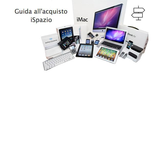 Vuoi acquistare un prodotto Apple? Prima informati e scopri se è il momento giusto con la Guida all'acquisto di iSpazio.