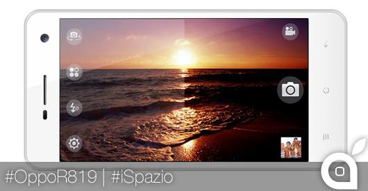 [MWC 2014] iSpazio prova Oppo R819, sottile, compatto e dual SIM [VIDEO]