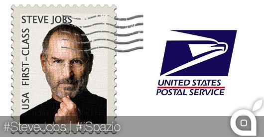 Francobolli commemorativi su Steve Jobs negli USA a partire dal 2015!