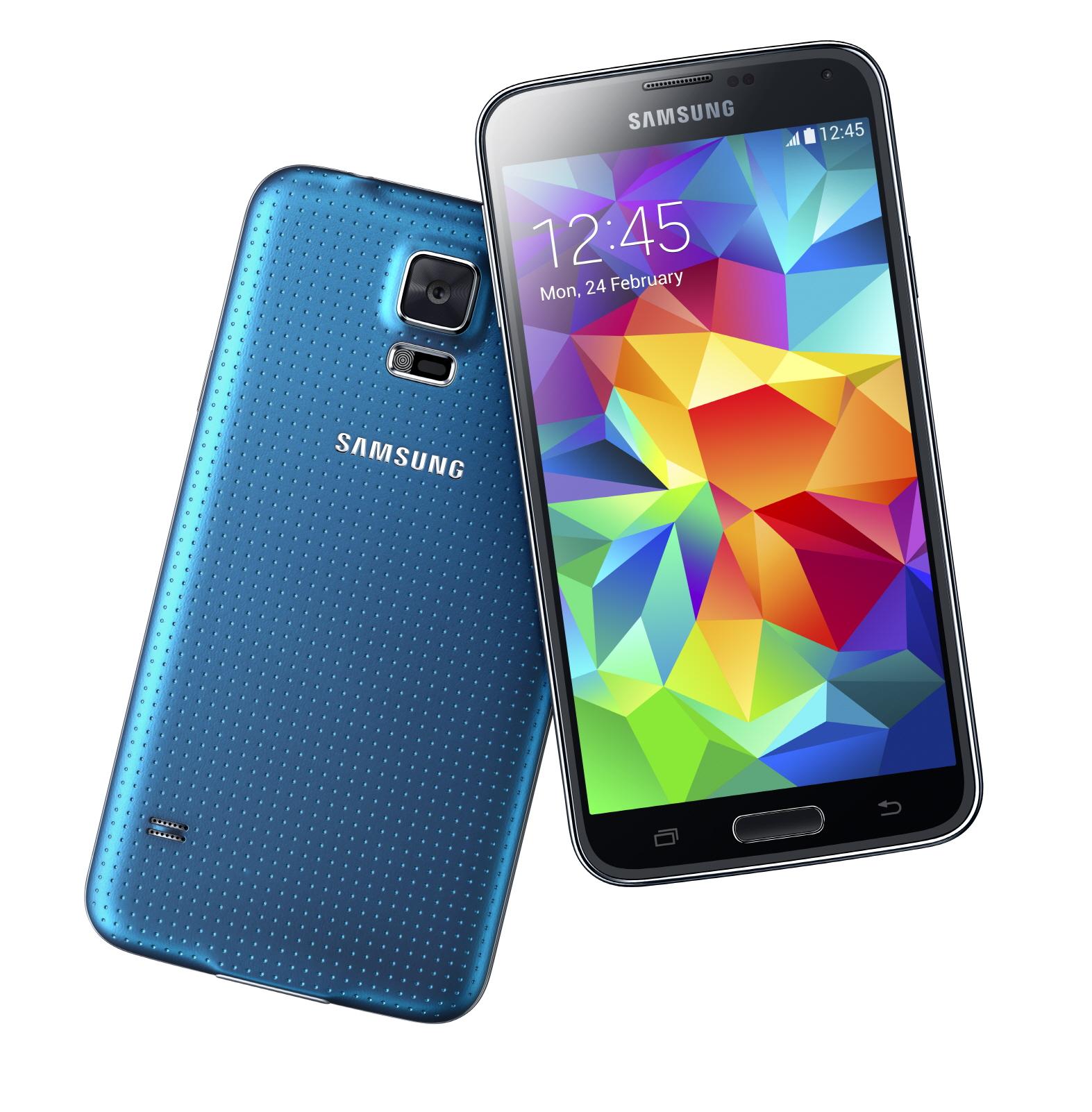 Samsung Galaxy S5: Ecco svelato il nuovo smartphone con lettore d'impronte digitali e resistente all'acqua [Video]