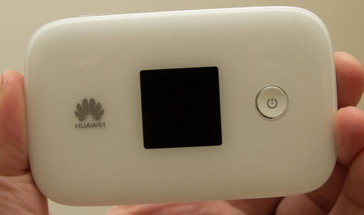 [MWC 2014] Il router MiFi LTE più veloce al mondo si chiama Huawei E5786 e ricarica lo Smartphone