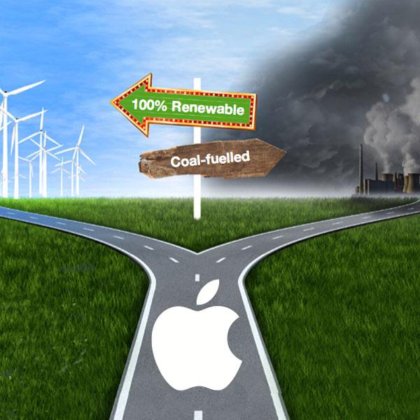Apple si piazza al quarto posto per l'uso di energie rinnovabili