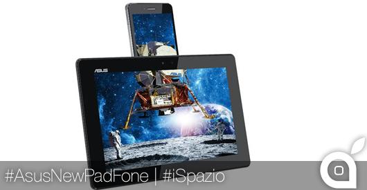 [MWC 2014] iSpazio prova The New PadFone di Asus, il re delle soluzioni combinate Smartphone e Tablet [VIDEO]