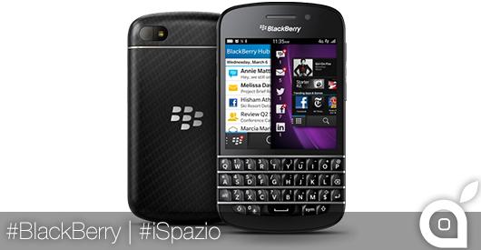 [MWC 2014] BlackBerry annuncia Classic, lo smartphone con tastiera fisica e trackpad