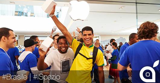 brasile Apple store