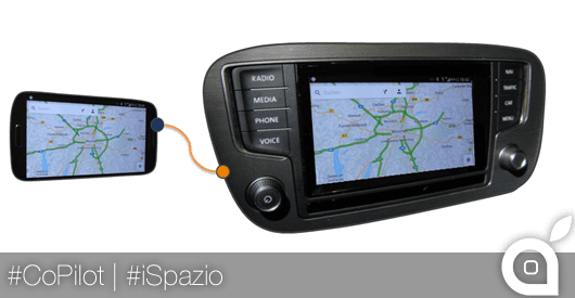 [MWC 2014] Da CoPilot la nuova tecnologia di navigazione GPS intelligente [VIDEO]