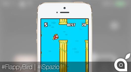 Il 33% dei nuovi giochi in iTunes sono eredi di Flappy Bird