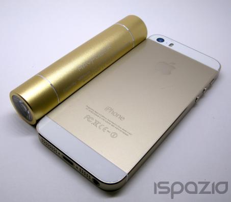 Gold, silver, nera o colorata, la piccola batteria RAVPower 3000 riesce a raddoppiare l'autonomia dell'iPhone [contiene codice sconto]   iSpazio Product Review