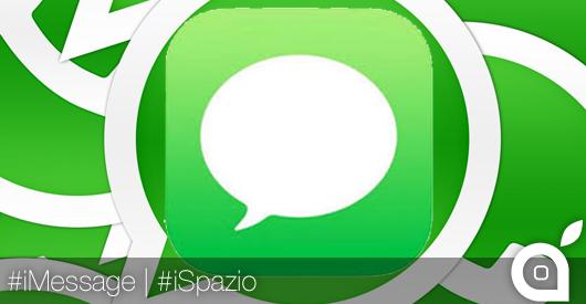 iMessage vs WhatsApp: Ecco tutti i numeri