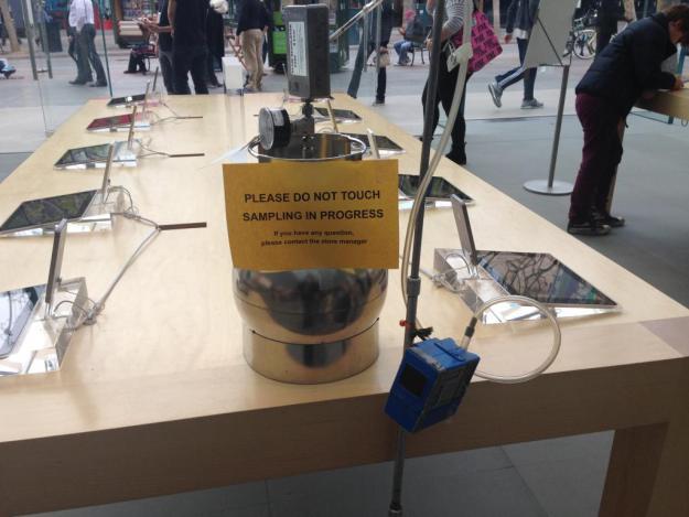 Apple sempre più determinata a combattere i cattivi odori negli Store