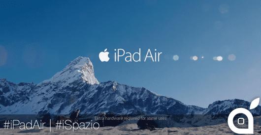iPad Air è il tablet con la migliore durata della batteria