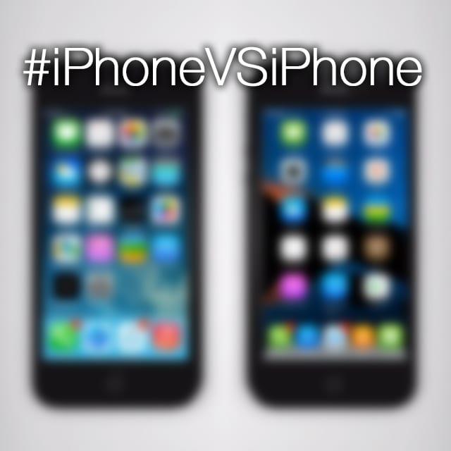 iphonevsiphone