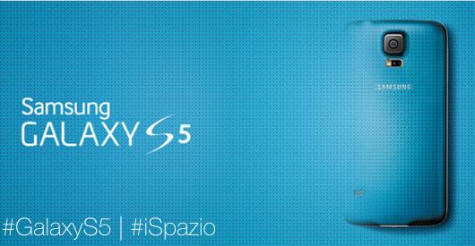 iSpazio prova il Samsung Galaxy S5: Ecco la nostra videorecensione [MWC 2014]