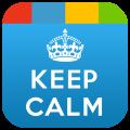 Keep Calm for iPhone: pensa ad un motto e crea uno sfondo per il tuo smartphone | QuickApp