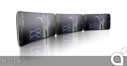 [MWC 2014] iSpazio prova LG G Flex, l'incredibile device con display curvo [Video]